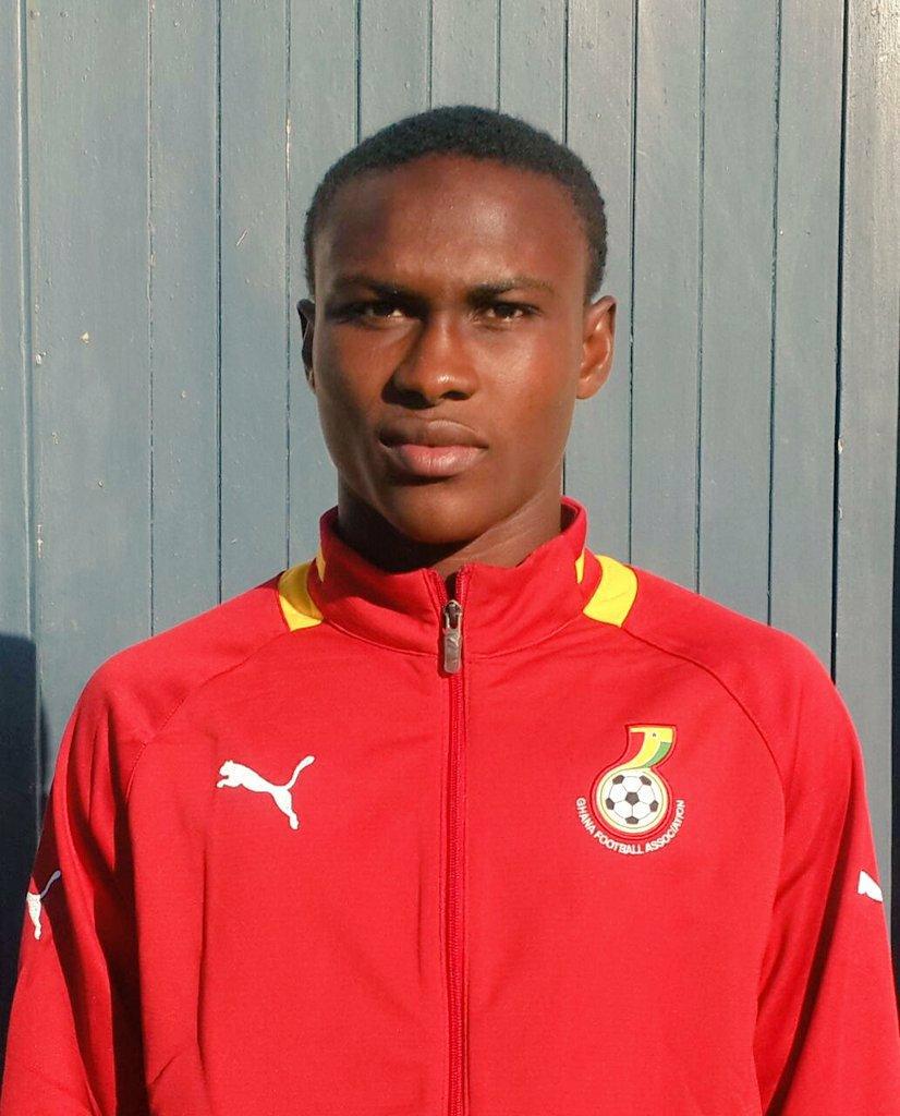 Legon Cities sign young forward David Cudjoe from Asokwa Deportivo