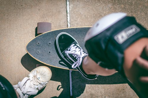 Image Source: https://www.pexels.com/photo/photography-of-person-on-skateboard-1018482/