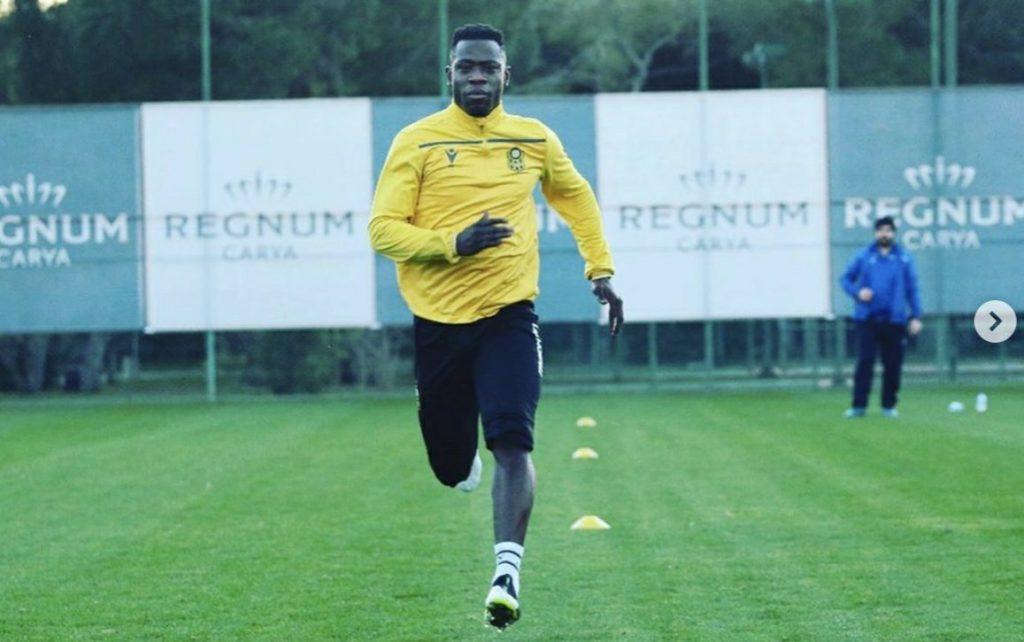 Besiktas JK keen to sign Afriyie Acquah in the summer