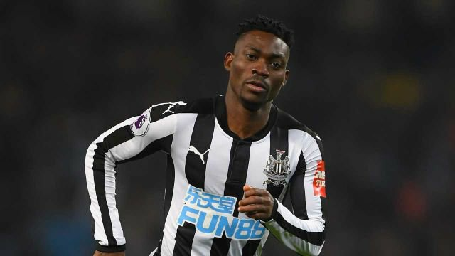 Newcastle United ready to cut ties with Christian Atsu this summer