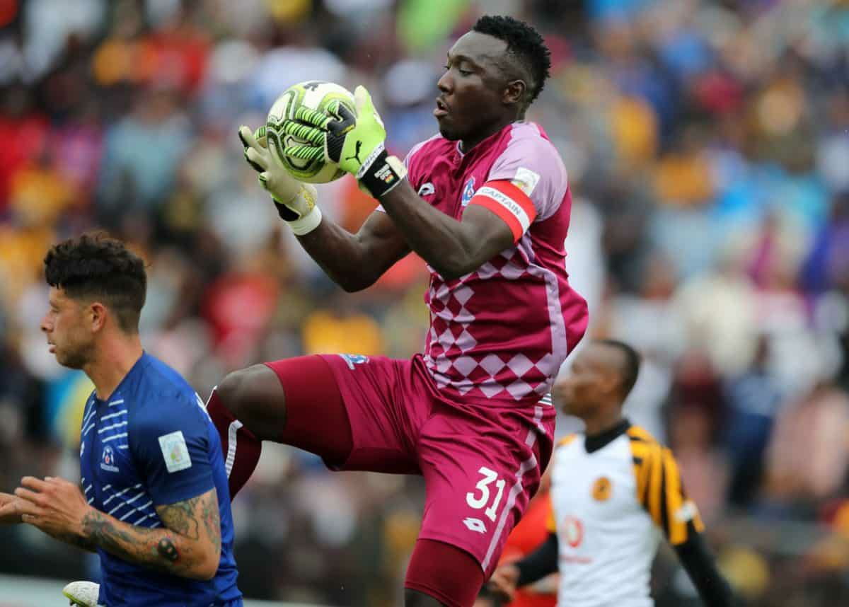 Richard Ofori earns nomination for 2019/2020 South Africa Premier League best player award