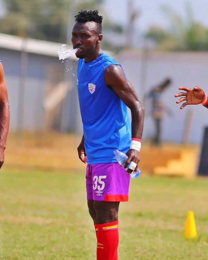 Emmanuel Nettey - League suspension won't affect me much