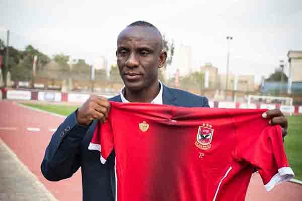 Felix Aboagye - My disloyalty to Al Ahly SC costs me a legendary status