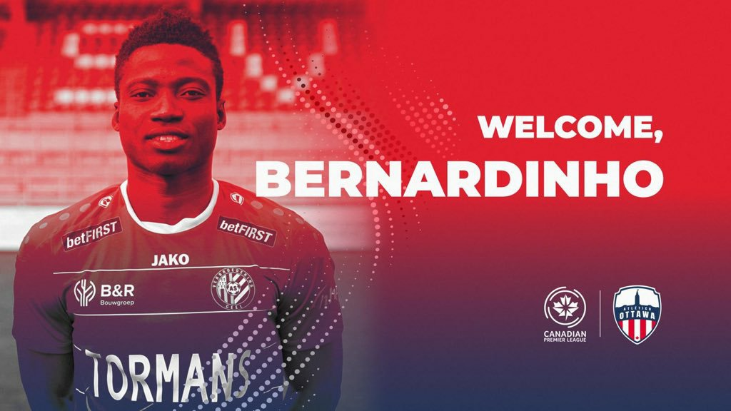 Osah Bernardinho Tetteh elated to join Atletico Ottawa in the Canadian Premier League