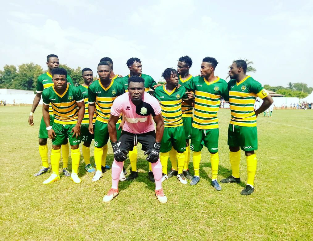 Ebusua Dwarfs offload six players due to low output