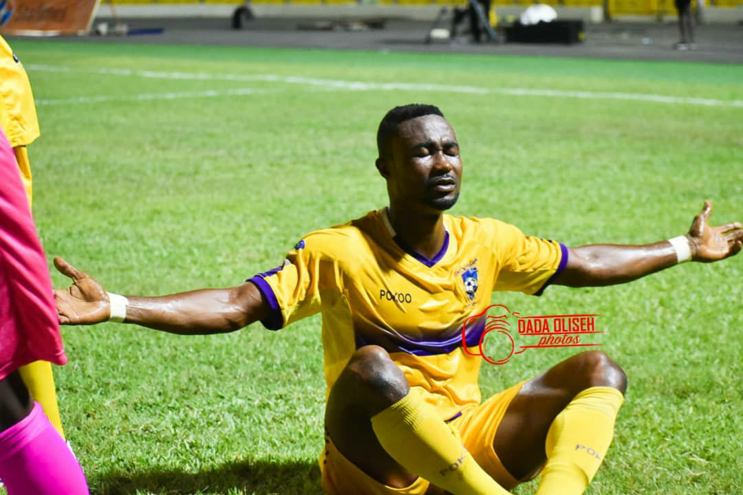 Prince Opoku Agyemang fails to confirm or deny move to Cape Town City FC in South Africa