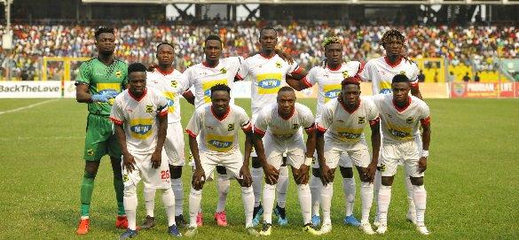 Asante Kotoko SC overtake arch-rivals Hearts of Oak in digital ranking