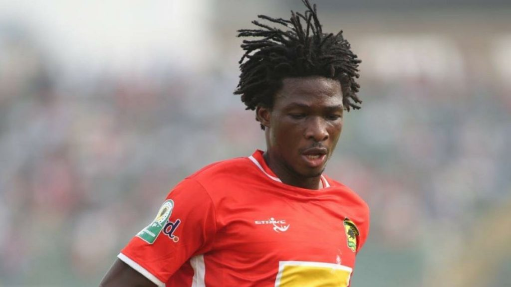 Songné Yacouba heading to ZESCO United in Zambia