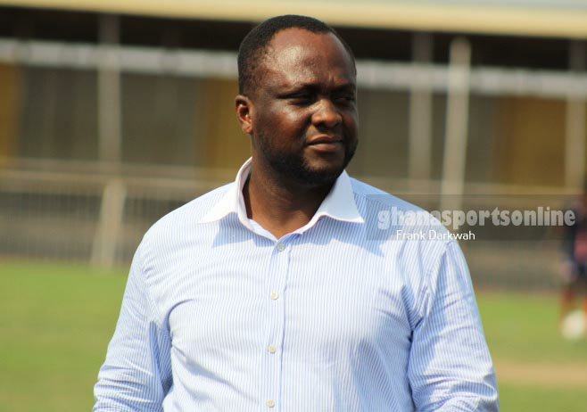 Inter Allies FC chairman Delali Senaye makes clarion call on government for financial support for clubs