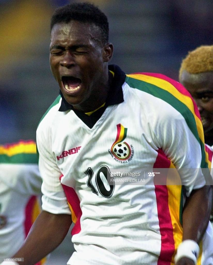 Ex-Ghana star Derek Boateng reveals how he won a famous shirt from the iconic Diego Maradona