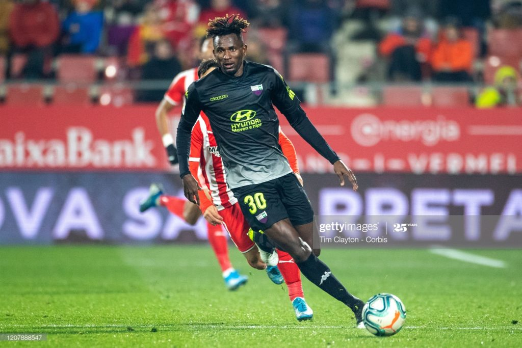 Interest from top European clubs thrills Emmanuel Lomotey