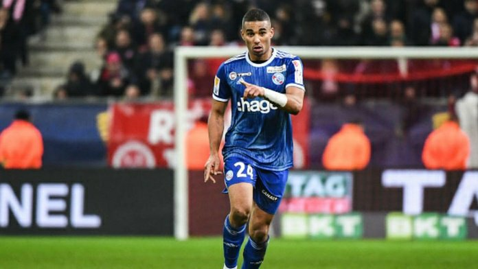 Alexander Djiku rules out a move away from Racing Strasbourg this summer