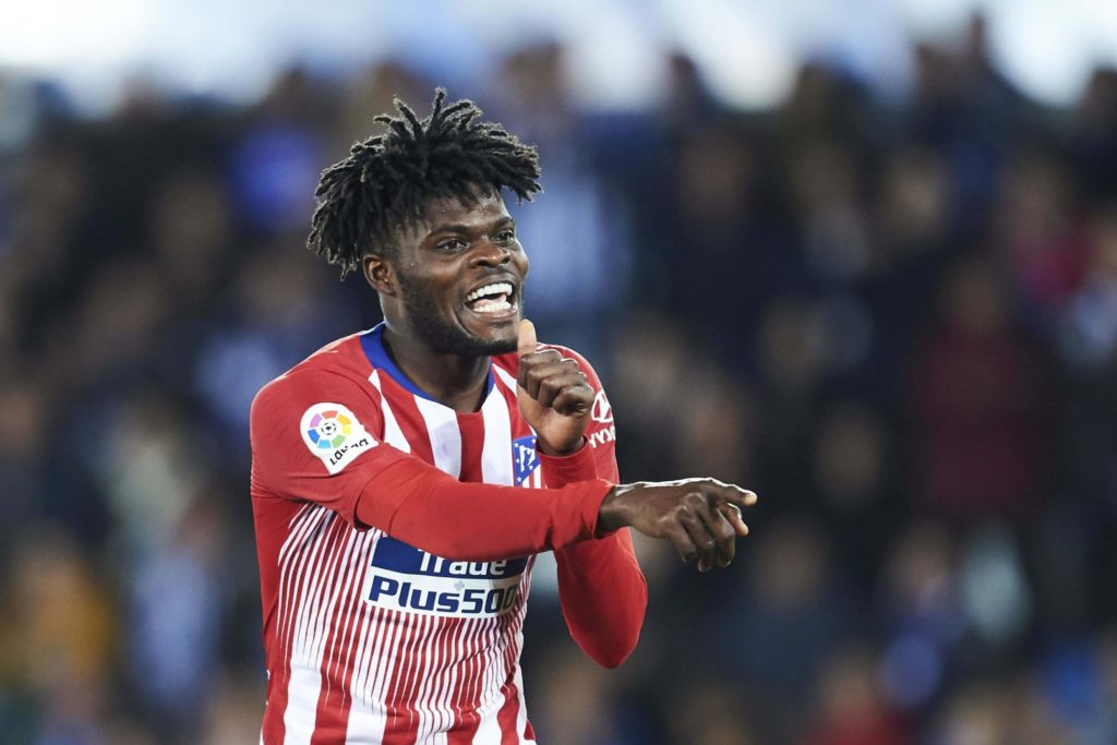 Edwin Gyasi backs Thomas Partey to make Arsenal move in the summer