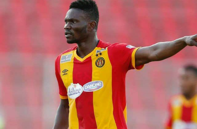 Kwame Bonsu among five African based players that are ready for the European market