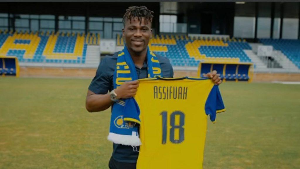 Ebenezer Assifuah completes move to newly promoted Ligue 2 side Pau Football Club