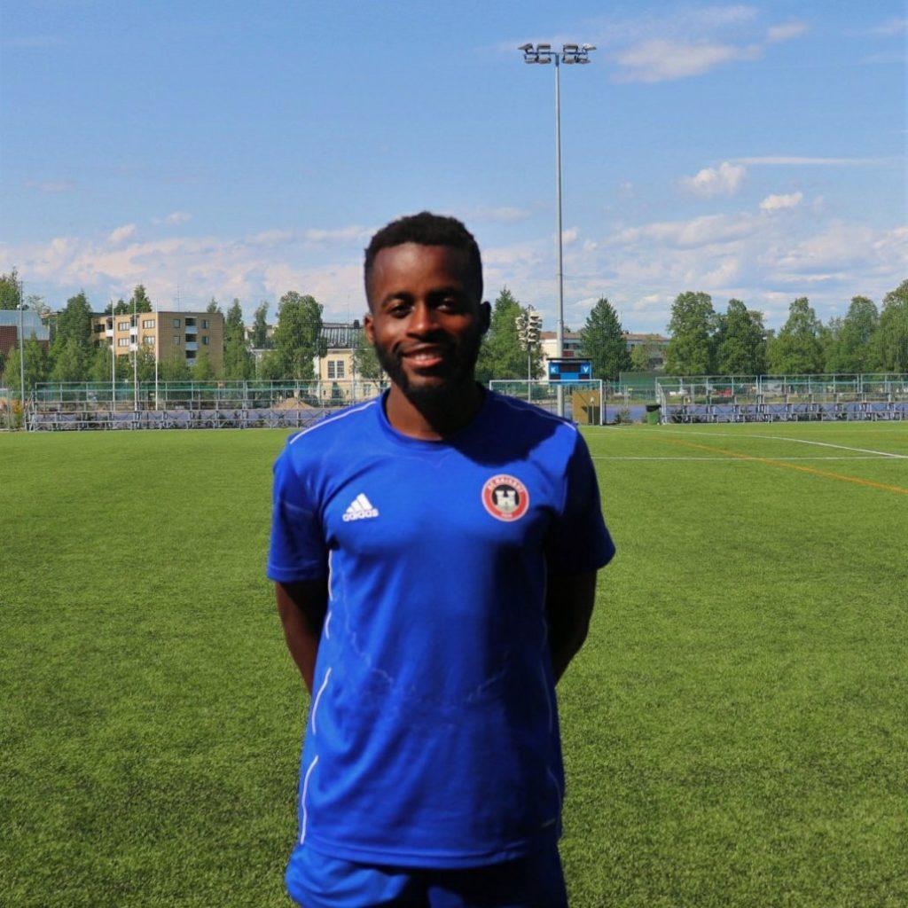 Finnish side AC Kajaani sign Ghanaian midfielder Emmanuel Appiah