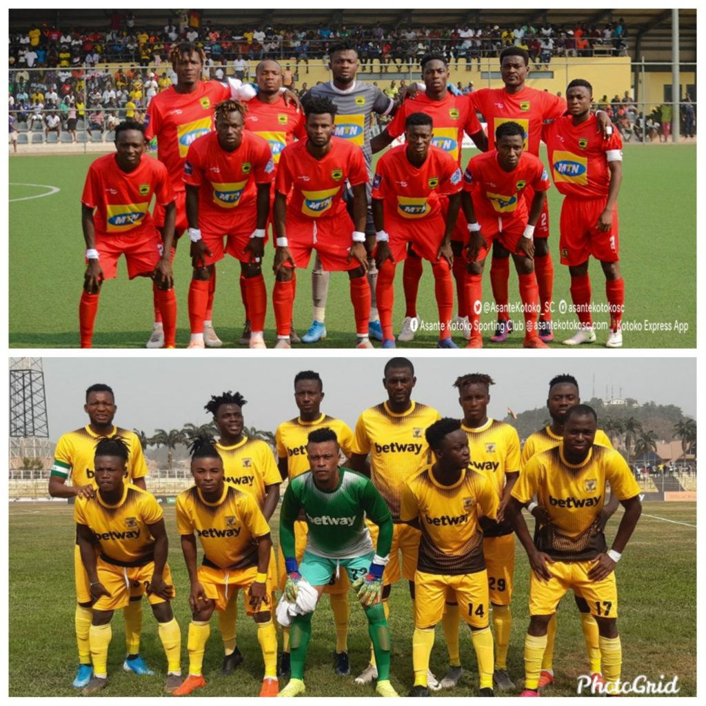 BREAKING NEWS: Asante Kotoko SC and AshantiGold SC to play in the CAF Champions League and Confederation Cup following league cancellation