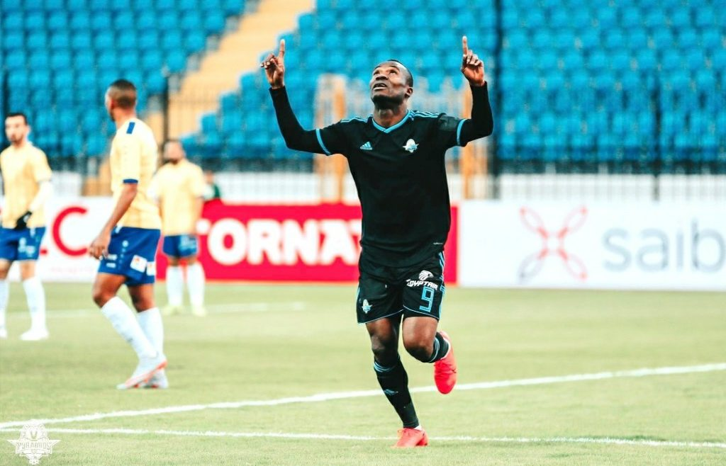 Zamalek SC to pay over US$900,000 to sign Ghanaian striker John Antwi