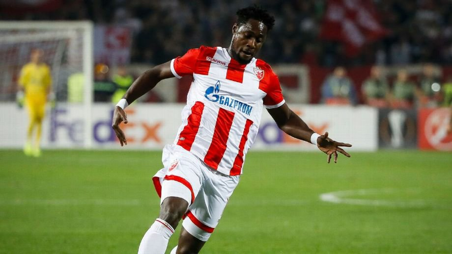 Richmond Boakye-Yiadom set for Red Star Belgrade exit in the summer