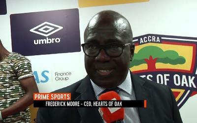 Hearts of Oak CEO - Ghana Premier League cancellation decision reasonable