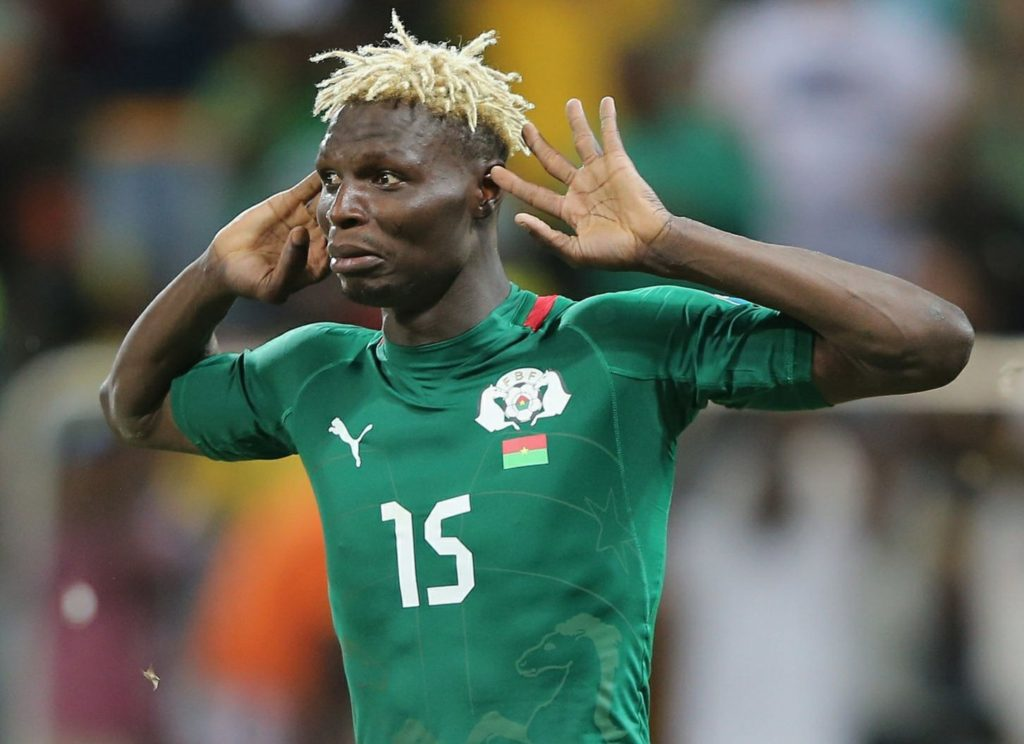 Burkina Faso legend Aristide Bancé retires from international football
