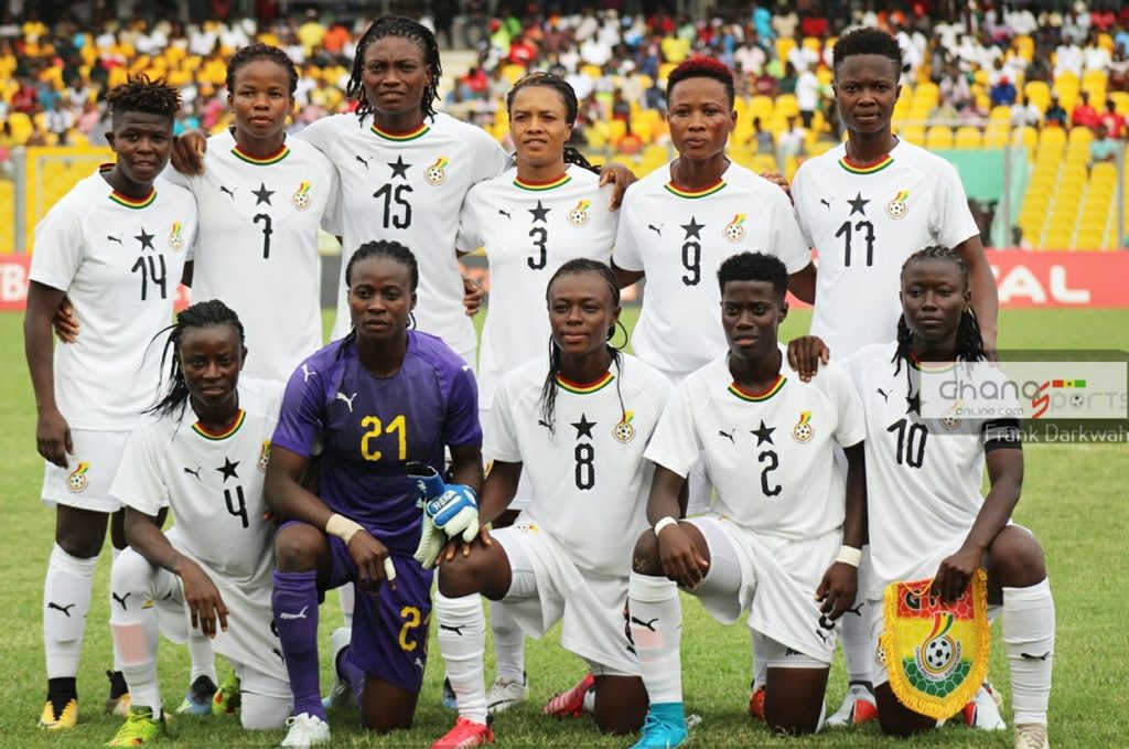 Madam Hillary Boaten - Financial backing will take the Black Queens to the 2023 FIFA Women's World Cup