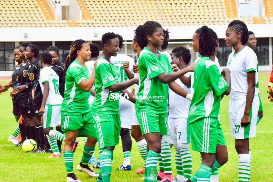 Ghana Women's Premier League players to receive 500 cedis monthly allowance