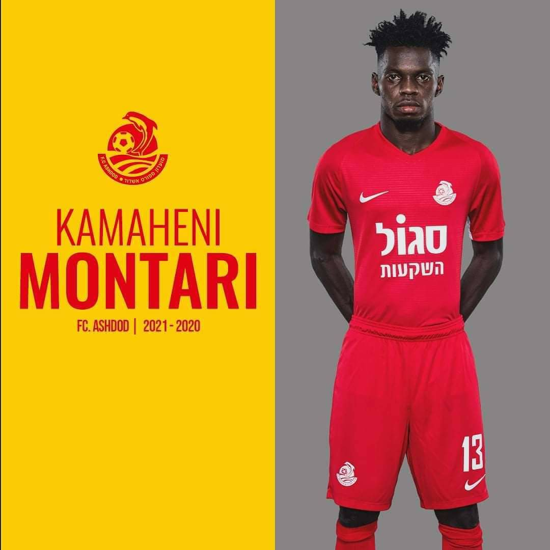FC Ashdod extend loan spell of Dreams FC youngster Montari Kamaheni