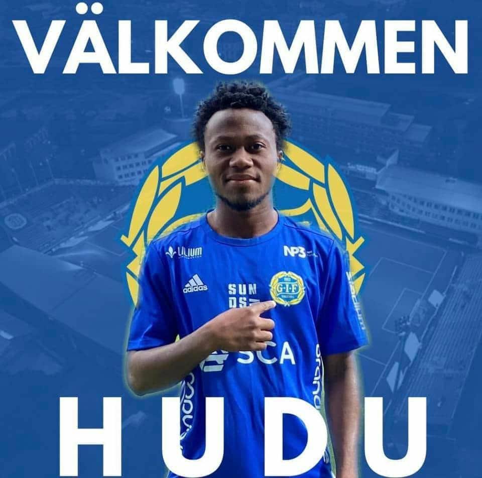 Ghanaian youngster Abdul-Halik Hudu joins GIF Sundsvall on a season-long loan