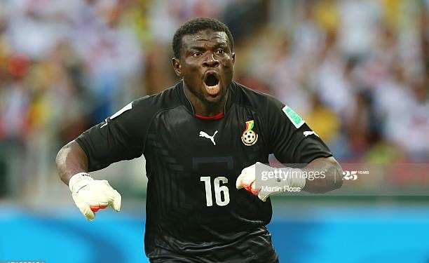 Nigerian club Wikki Tourists to swoop for experienced goalkeeper Fatau Dauda