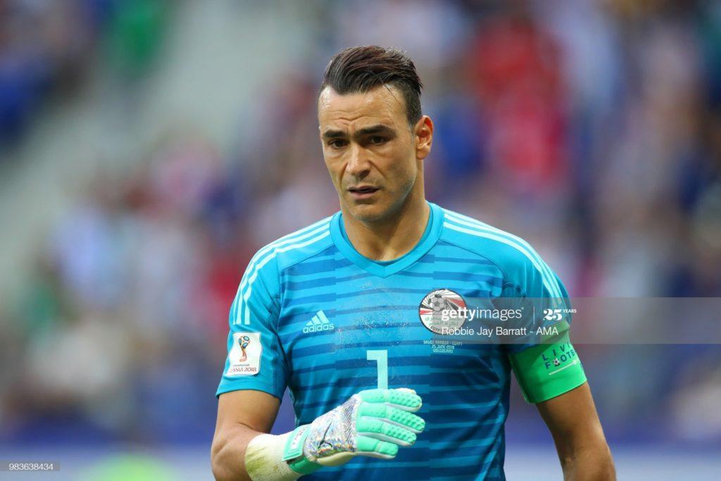 Egypt legend Essam El Hadary announces his retirement from football