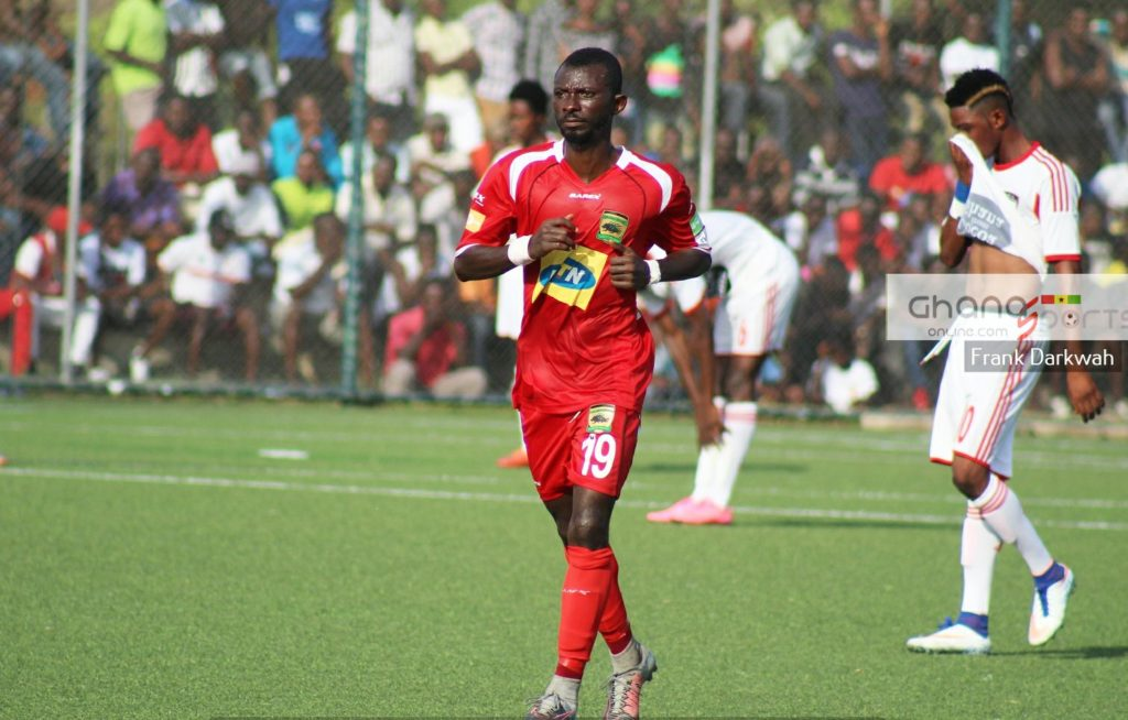 Ghana Premier League legend Jordan Opoku considering retiring from football in the next two or three years