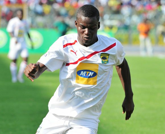 Former Asante Kotoko forward Ahmed Toure joins AS Kaloum Star in Guinea