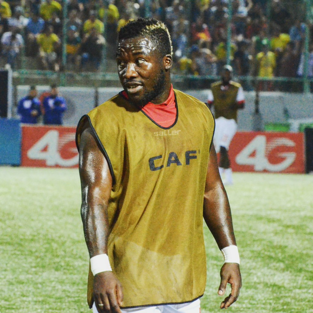 Horoya AC welcome Ocansey Mandela from long-term injury, available for CAF Confederation Cup semi-finals