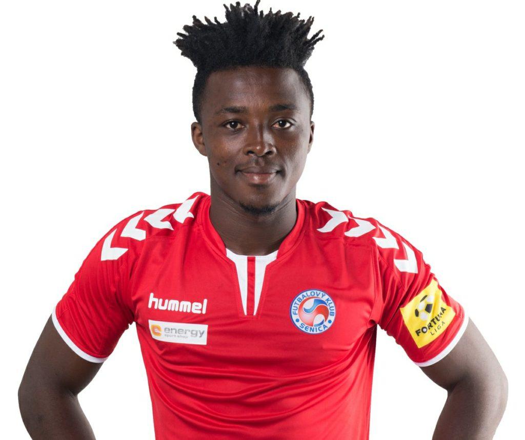 Atalanta BC release former Ghana youth star Patrick Asmah