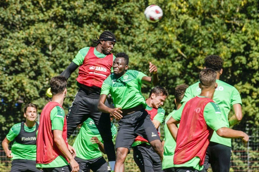 Defender Musah Nuhu begins pre-season training with FC St. Gallen 1879