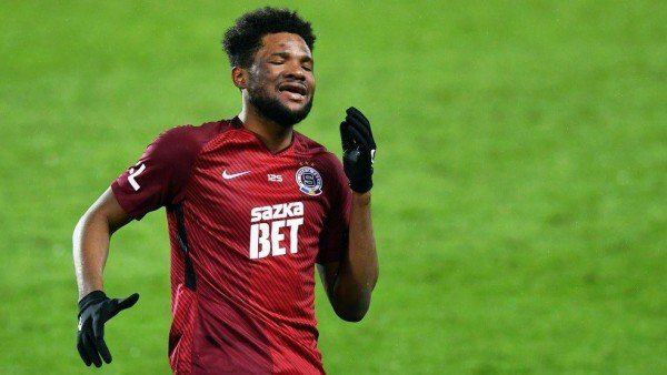 Ghanaian attacker Benjamin Tetteh regrets disappointing performance in the 2019/2020 season