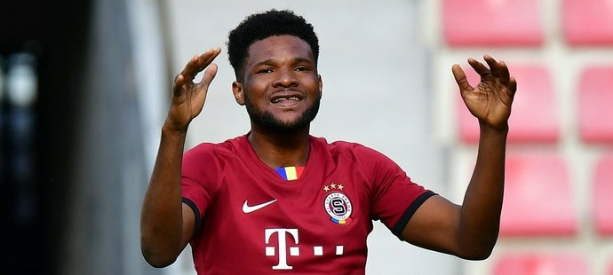 Ghanaian young striker Benjamin Tetteh eyes a move to the French Ligue 1
