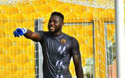 Goalkeeper Richard Attah aims at winning Ghana Premier League with Hearts of Oak