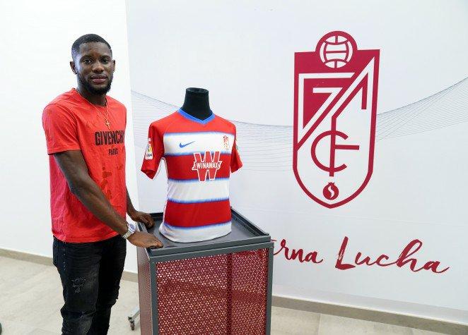 BREAKING NEWS: Granada announce the signing of Ghana U23 defender Kingsley Fobi