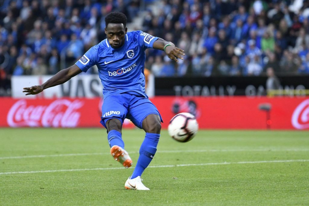 Turkish clubs interested in signing youngster Joseph Paintsil on loan from KRC Genk