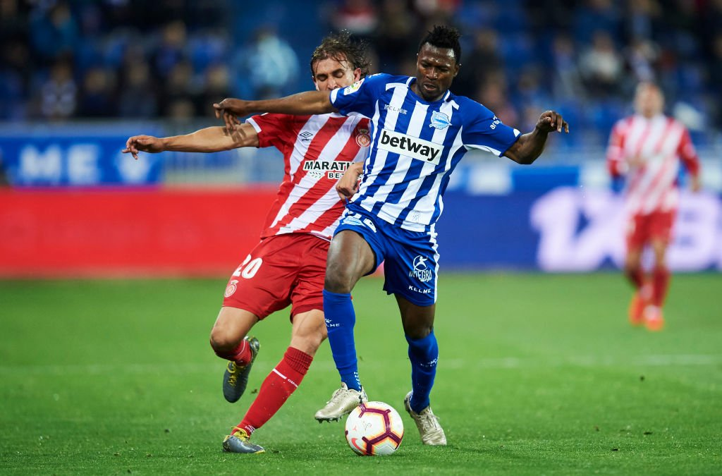Hannover 96 submit official offer for Ghana forward Patrick Twumasi - Reports