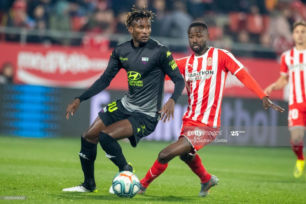 Hungarian side Fehervar SC closing in on Ghanaian midfielder Emmanuel Lomotey
