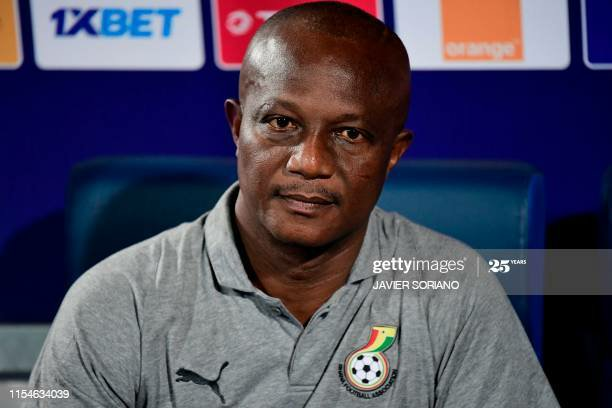 Ex-Ghana coach Kwasi Appiah is 'not interested' in football despite interest from top sides