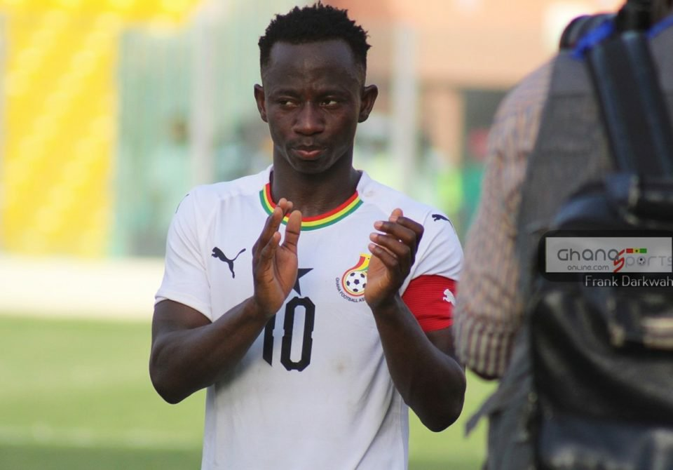 Ghana U23 captain Yaw Yeboah opens up on the mental impact of COVID-19 in Spain
