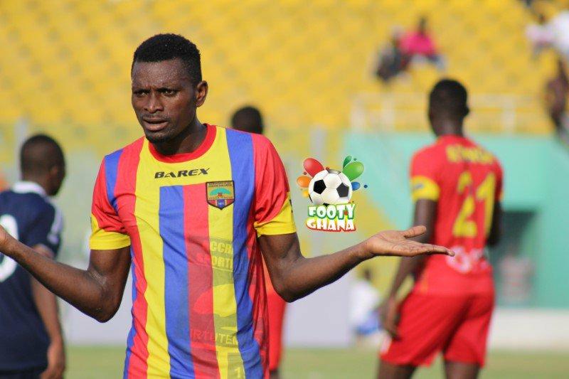 Hearts of Oak reject the re-signing of former midfielder Leonard Tawiah