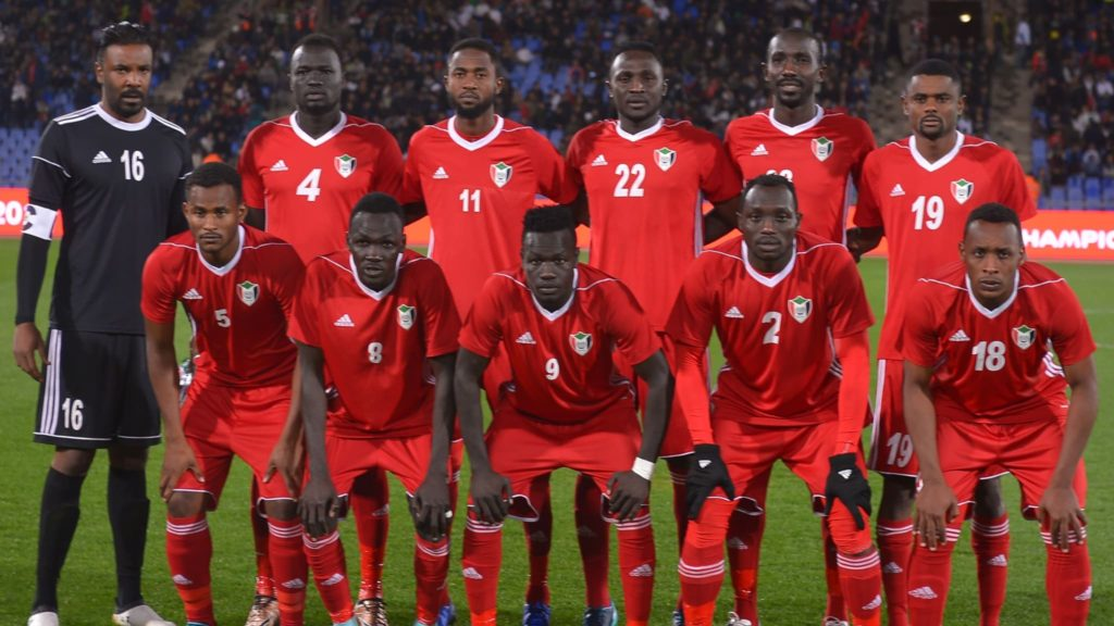 Sudan assemble 29-man homebased players ahead of 2021 AFCON qualifier against Ghana