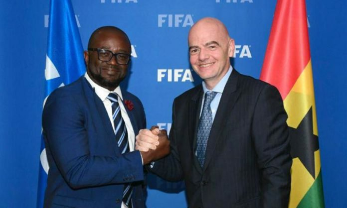 Massive boost for Ghanaian clubs as FIFA's big COVID-19 Relief cash arrives