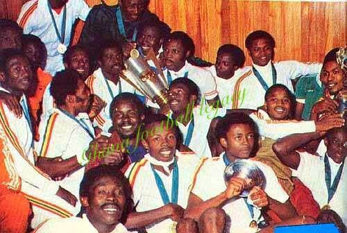 Force behind Ghana's last AFCON title President Jerry John Rawlings dies at  73 - Ghana Latest Football News, Live Scores, Results - GHANAsoccernet