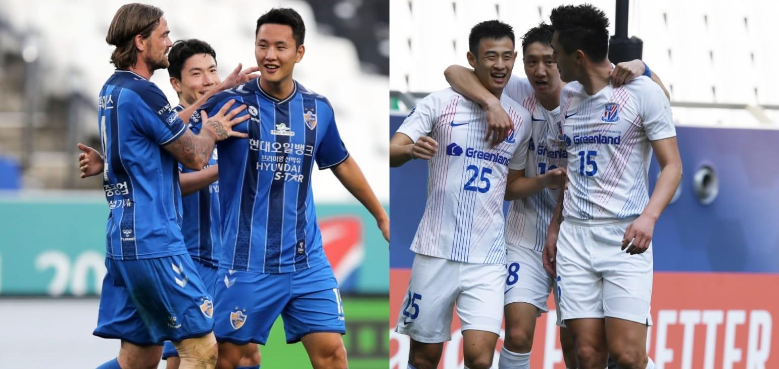 Head coaches Kim and Choi raise challenge as Ulsan Hyundai face Shanghai Shenhua in AFC Champions League  | Football | News | AFC Champions League 2020
